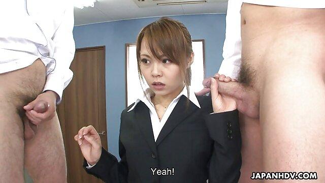 Bellissimo film porno altadefinizione giovane asiatico miko sinz appassionato sesso con lei amante